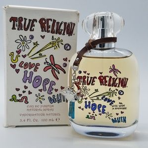 Love Hope Denim By True Religion EDT Spray 3.4oz